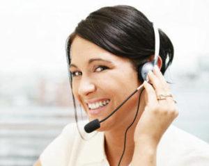 customer-service-woman